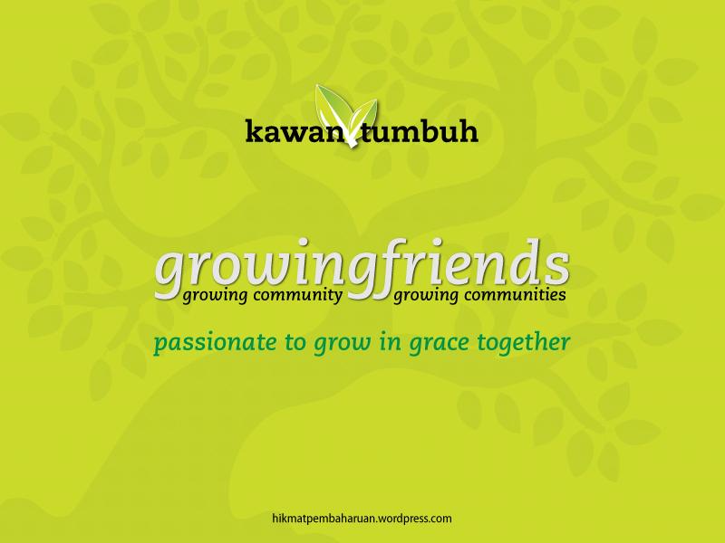 Template Cover Komunitas Kawantumbuh